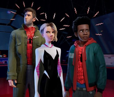Spiderverse, group